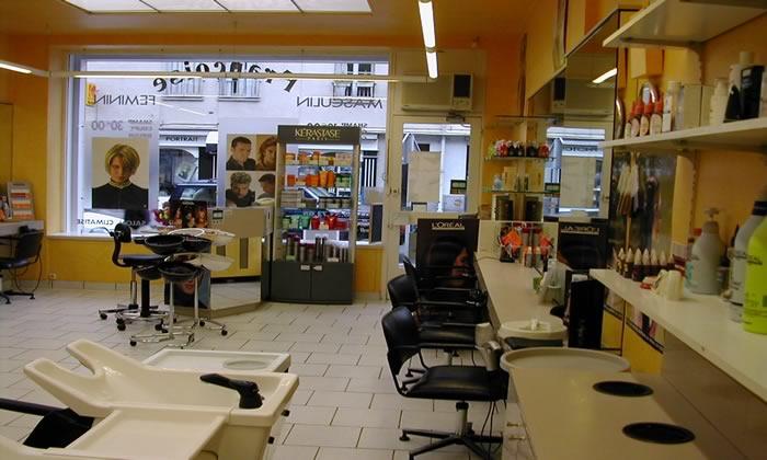 Vente salon de coiffure villeurbanne